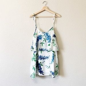 Show Me Your Mumu Arianna Mini Floral Dress